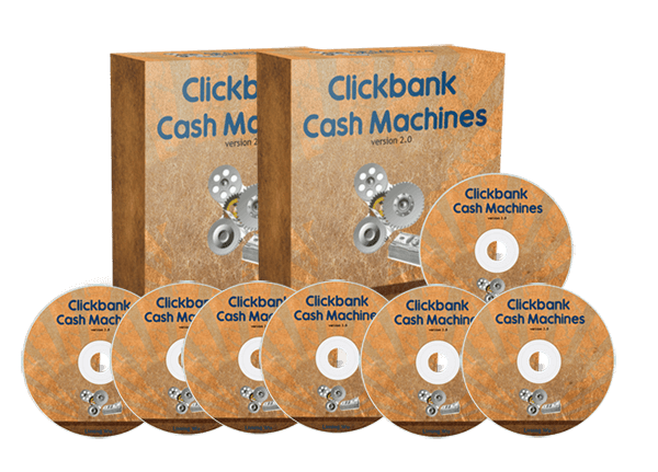 ClickBank Cash Machines 2.0 Review