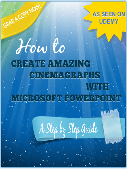 How To Create Amazing Cinemagraphs With Powerpoint Review