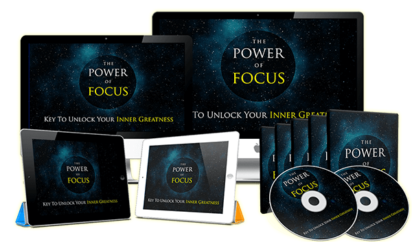 Power of Focus PLR Review