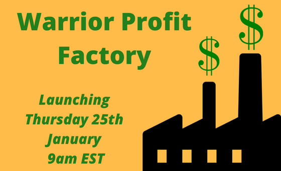 Warrior Profit Factory Review