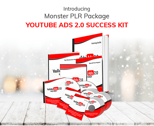 YouTube Ads 2.0 Review – DFY HQ PLR on YouTube Ads