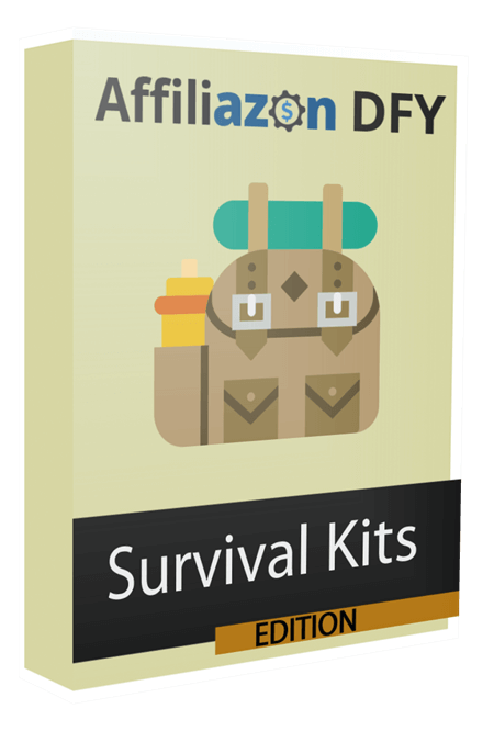 Affiliazon DFY Survival PLR Pack Review