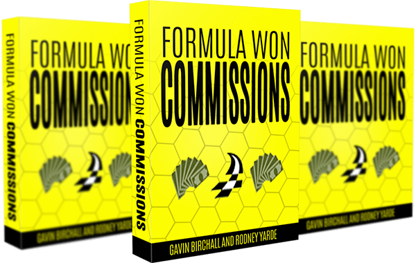 Formula Won Commissions Review
