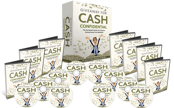 Giveaway For Cash Confidential Review