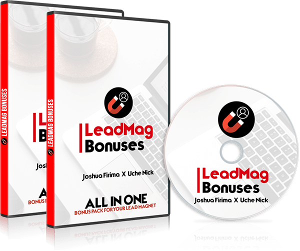 LeadMag Bonuses Review