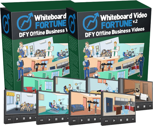 Whiteboard Video Fortune 2018 Edition Review