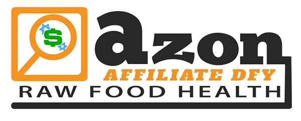 Azon Affiliate Raw Food Health Review