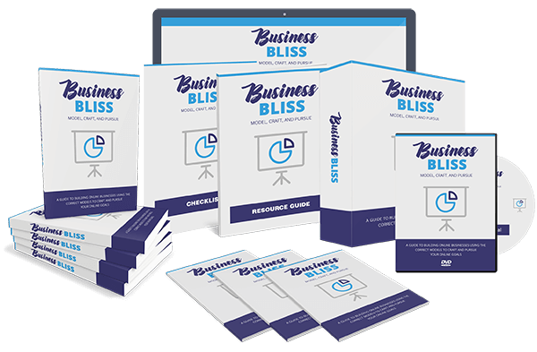 Business Bliss Review –  New Ready-To-Go PLR Package