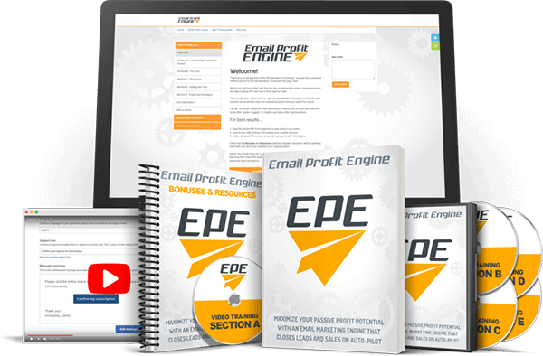 Email Profit Engine Review – The Easiest Way To Build Loyal Fans