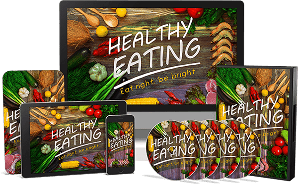 [PLR] Healthy Eating Review – A Brand New PLR Business in a Box