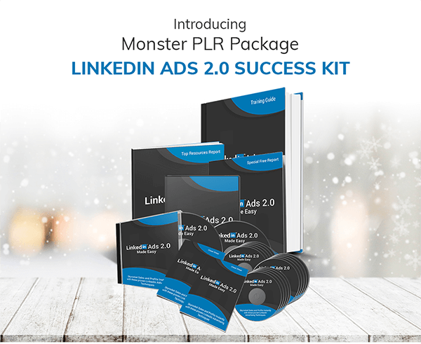 LinkedIn Ads 2.0 Success Kit PLR Review