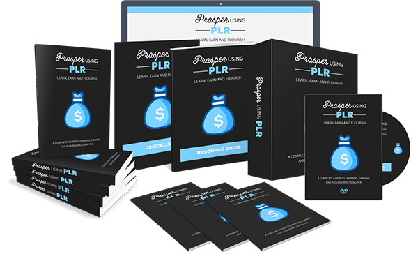 Prosper Using PLR Review