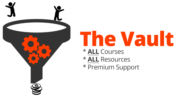 Sales Funnel Training Vault Review