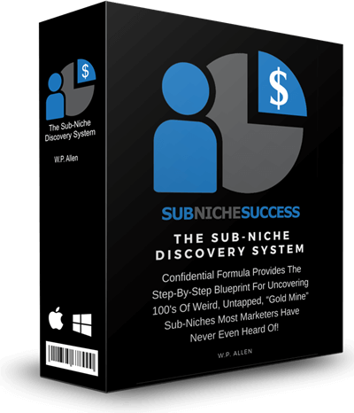 Sub-Niche Discovery System Review