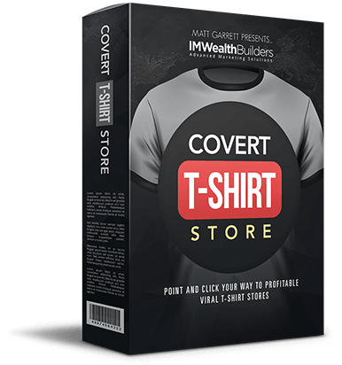 Covert Shirt Store 2.0 Review
