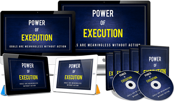 [PLR] Power Of Execution Review – How To Crush It Online