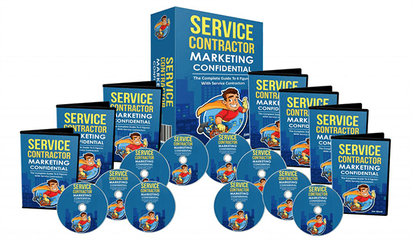 Service Contractor Marketing Confidential Review