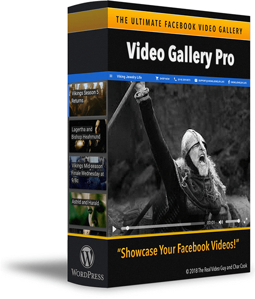 Video Gallery Pro Review