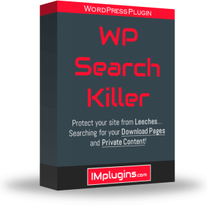 WP Search Killer Review