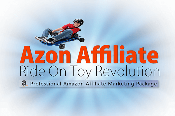 Azon Affiliate Ride On Toy Revolution Review