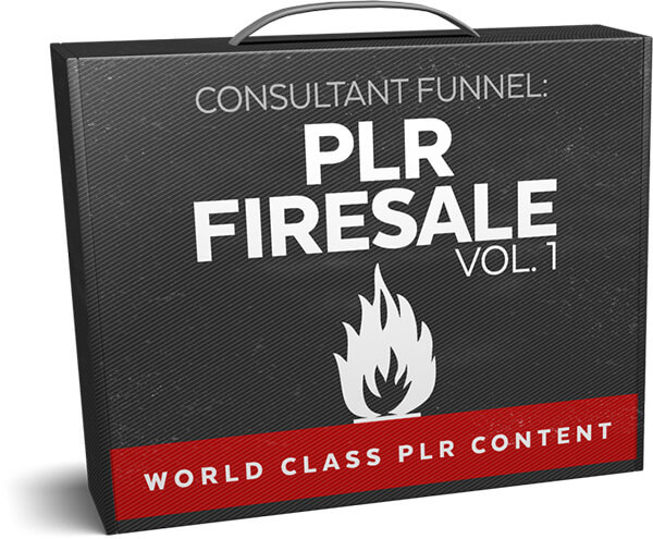 Consultant Funnel - Firesale Review