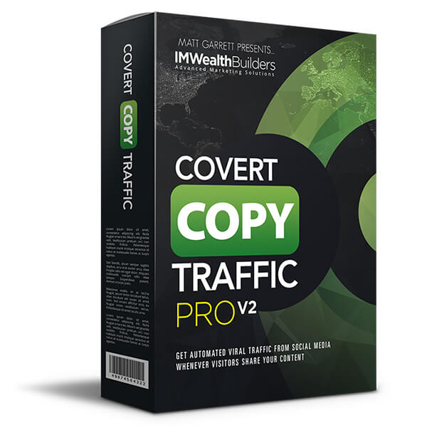 Covert Copy Traffic Review