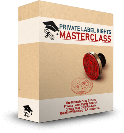 Private Label Rights Masterclass Review