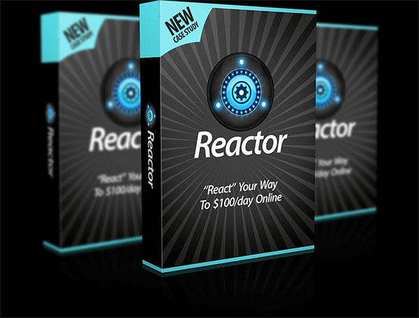 """Reactor Review – """"React"""" Your Way To 110/days Online"""