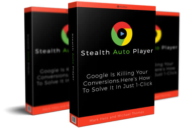 Stealth Auto Player Review – Solved To Google Chrome Autoplay Video Problem