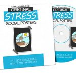 Stress Related Quote Poster Review