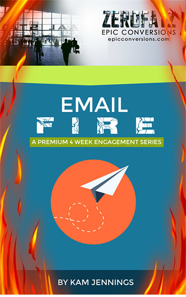 Email Fire Review – A Premium 4 Week Email Engagement Series