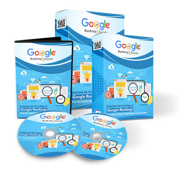 Google Ranking Secrets Review