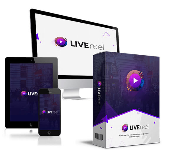 LIVEreel Review – Get More Traffic & Sales from Your LIVE Videos