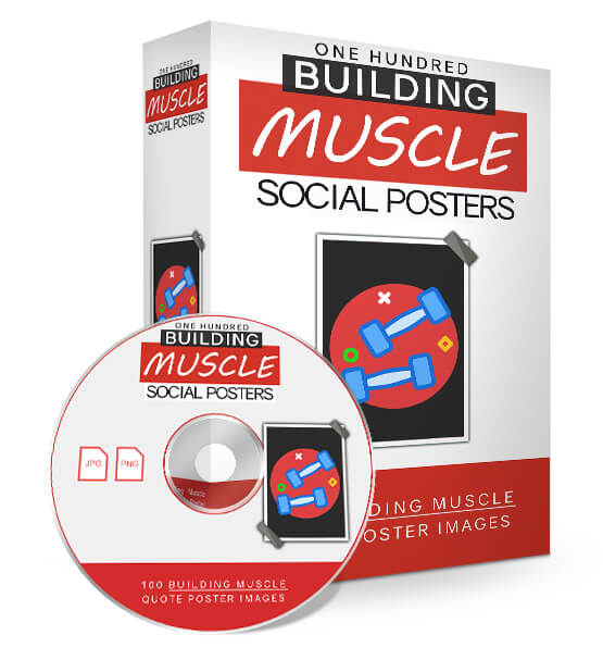 Muscle Building Quote Posters Review