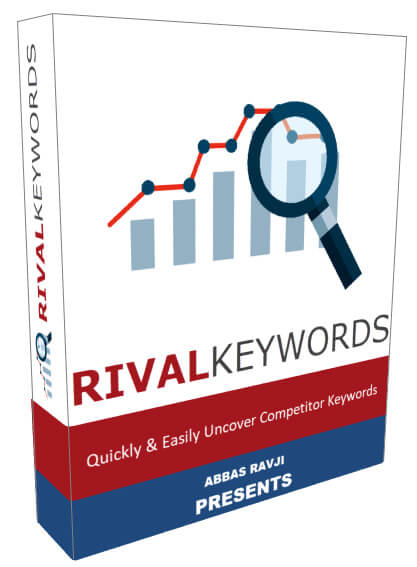 Rival Keywords Review – Steal Keywords From Your Competitors