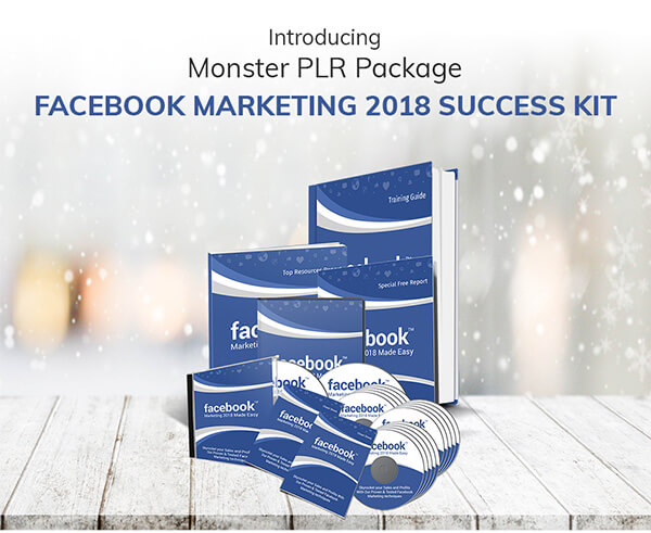 Facebook Marketing 2018 Success Kit Review