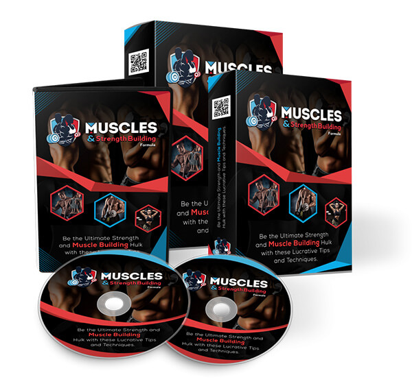 [PLR] Muscles and Strength Building Formula Review –  Honest Review