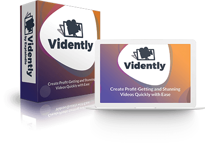 Vidently Review – Make Converting Animated Marketing Videos In Just 3-Steps