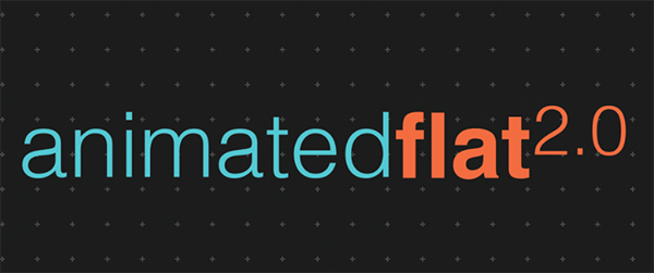 Animated Flat 2.0 Review