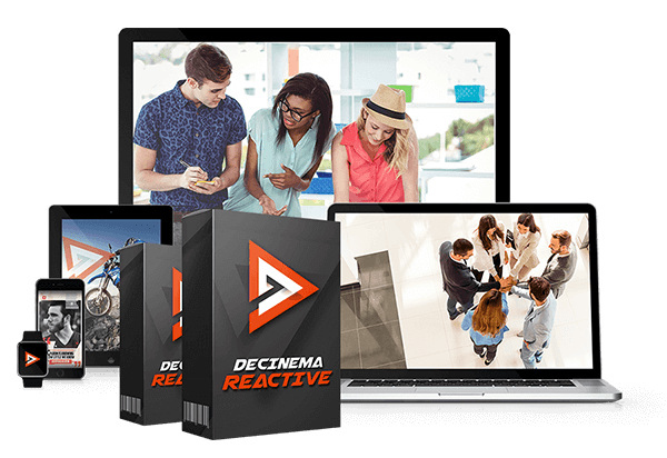 Decinema Reactive Review – Easiest Way to Create High Quality Videos