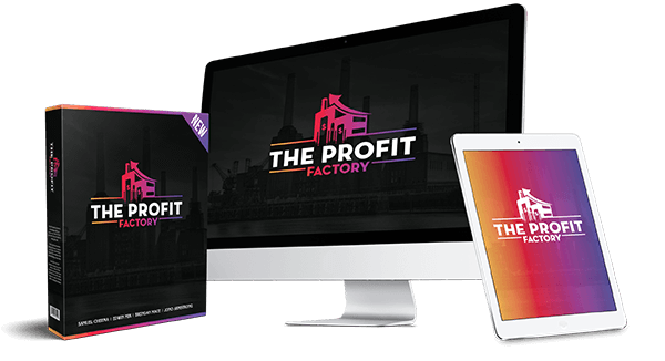 The Profit Factory Review – Start Up Your Own Profit Factory