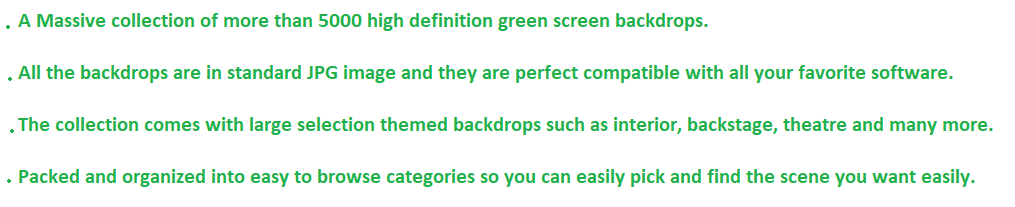 Green Screen Backdrops Review - Honest Review