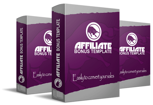 Affiliate Bonus Templates Review
