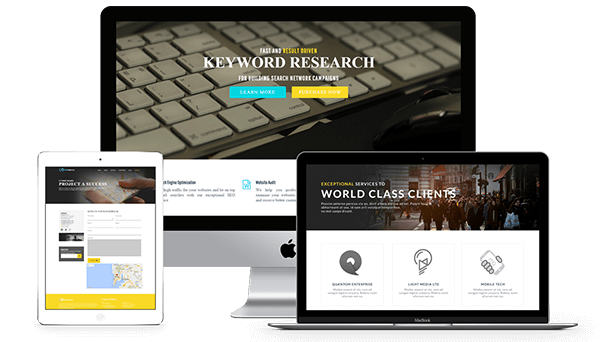SEO Agency Theme Review