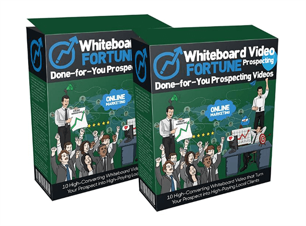 Whiteboard Video Fortune Prospecting Review – Honest Review