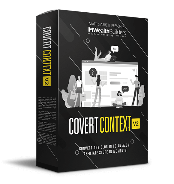 Covert Context V2 Review