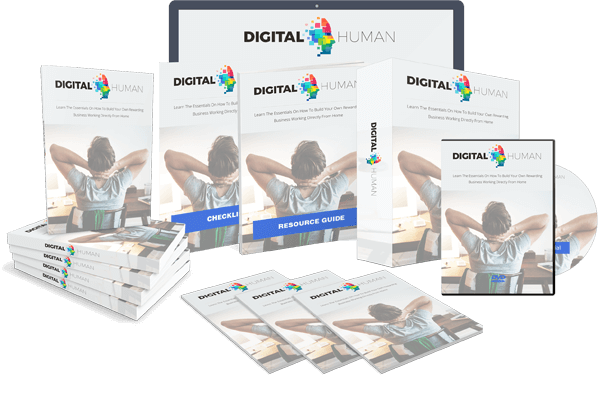Digital Human Review – A Complete PLR Business-In-A-Box
