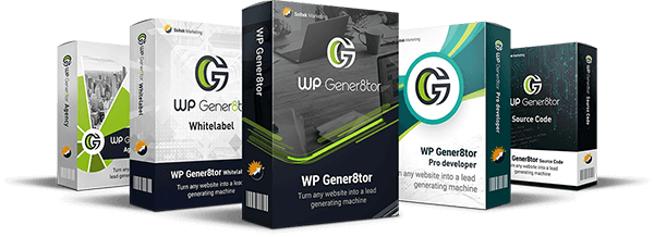 WP Gener8tor Review