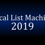 Local List Machine 2019 Review