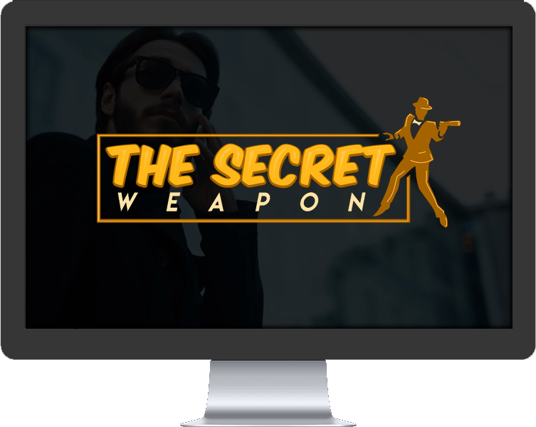 The Secret Weapon Review – A Total Newbie Could Create